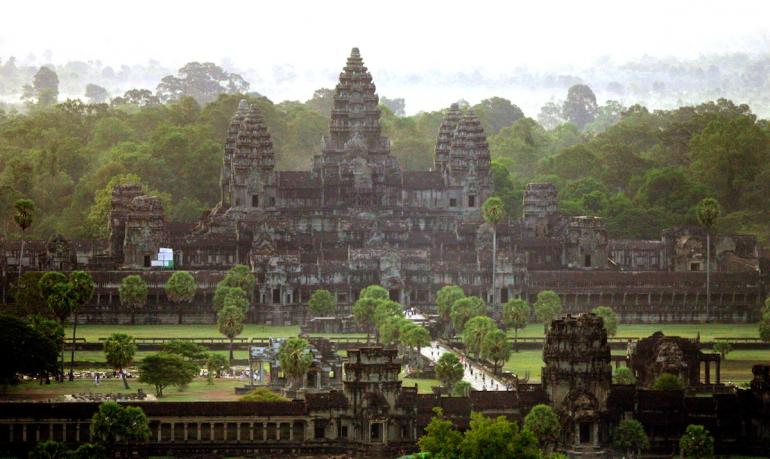 Woodlands Texas Mortgage helps you Finance your Dream Vacation to Cambodia and Southeast Asia
