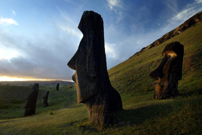 Woodlands Texas Mortgage helps you Finance your Dream Vacation to Easter Island and Chile