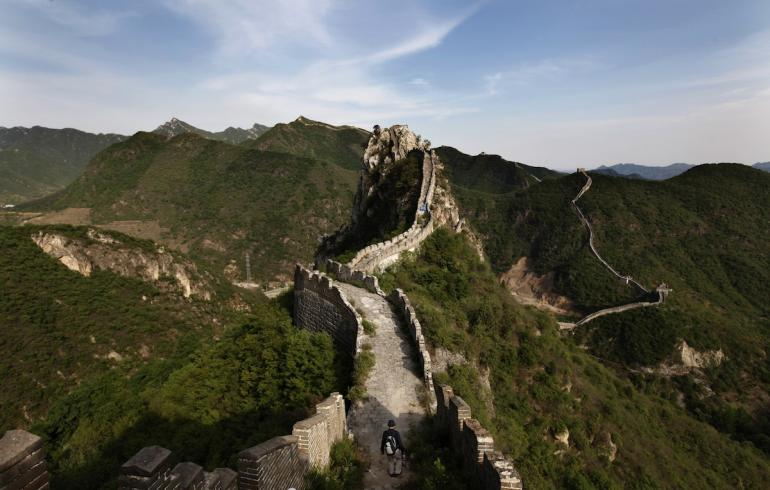 Woodlands Texas Mortgage helps you Finance your Dream Vacation to China
