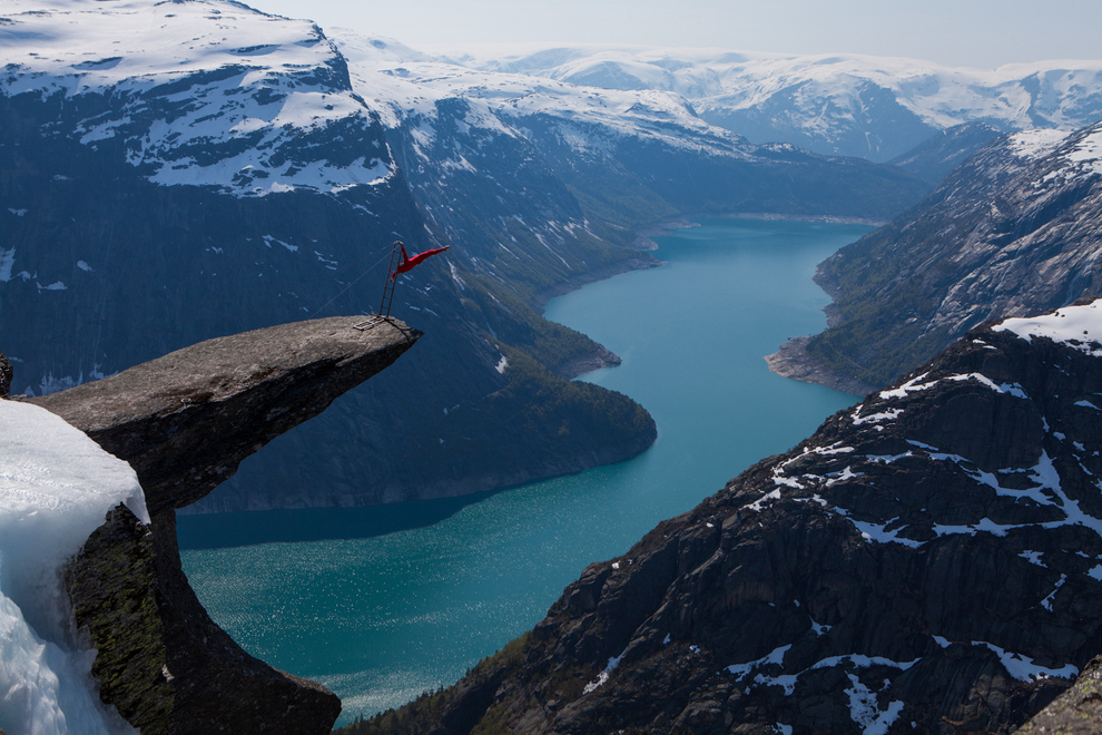 Woodlands Texas Mortgage helps you Finance your Dream Vacation to Norway